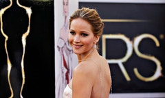 Nude photos of Oscar-winning actress Jennifer Lawrence have been leaked online by a hacker who claimed to have a master list of images of  other starlets.