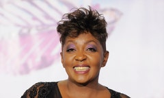Grammy Award-winning singer Anita Baker has countersued a company that says it hasn't been paid for work done on her Detroit-area home.