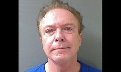 A horse racing tweet prompted prosecutors to halt a court hearing at which a lawyer for seventies heartthrob David Cassidy was supposed to accept a plea deal on the singer's behalf.
