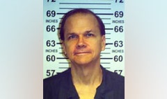 John Lennon's killer was denied release from prison in his eighth appearance before a parole board, correction officials said Friday.