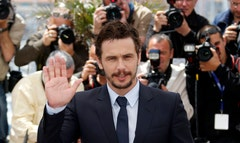 James Franco says his recent Instagram postings of him in bed mdash alone or not mdash is his way of sharing a very kind of intimate portrait of himself and to get people talking.