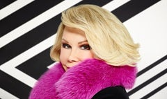 There are conflicting accounts of what's going on with Joan Rivers.