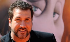 "There's a boy band battle brewing! Joey Fatone from *NYSYNC was recently on Huffington Post and claimed that the Backstreet Boys are going back on tour because, ""they just need the money."""