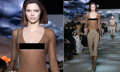 Kendall Jenner is walking some serious runways.