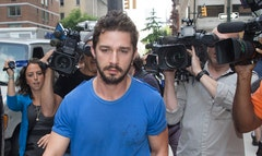 Lawyers working to resolve LaBeouf's NYC arrest
