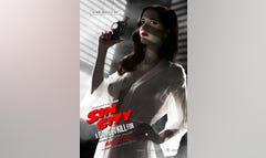 "First she was too hot for the MPAA, and now TV wants Eva Green covered up. Former Bond girl Green stars in upcoming sequel ""Sin City: A Dame to Kill For"" with Jessica Alba and Josh Brolin."