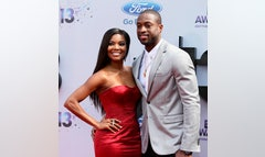 Actress Gabrielle Union,, and NBA star Dwyane Wade, , have tied the knot according to People.