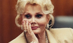 Legendary actress Zsa Zsa Gabor was reportedly rushed to the hospital on Monday, just two days after her th birthday.