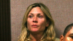 Testimony got emotional at the trial of a Melrose Place actress accused of killing a New Jersey woman in a  motor vehicle accident.
