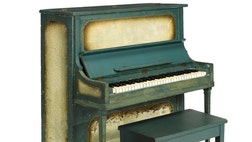 The piano from Casablanca sold for $, in . Now it's estimated to be worth up to $. million.