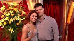 Dancing with the StarsprosAnna Trebunskaya and Jonathan Roberts have taken their final bow as a couple.