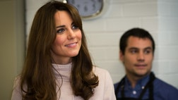 Royal fans are likely to copy Kate Middleton's bangs. But who will they look good on?