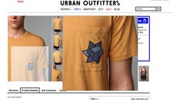 The Anti-Defamation League is calling on retailer Urban Outfitters for a shirt they claim bears a symbol strikingly similar to the one used to identify Jews by the Nazis during the Holocaust. The sale of the shirt, which comes on the heels of National Holocaust Remembrance Day, is just the latest in a long line of offensive products from Urban Outfitters, the ADL tells FoxNews.com.