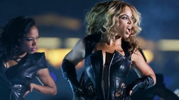 >If anyone had any doubts about Beyonce's singing talents, she proved herself during the Super Bowl halftime show.