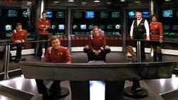 The most powerful works of sci-if, such as Star Trek provide commentary on the present. Yes, they show us the future, but they also show us ourselves.