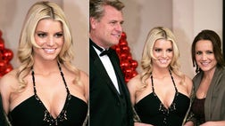 Jessica Simpson's mother Tina has filed for divorce from Jessica's dad Joe.