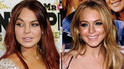 """""""Lindsay Lohan Looking Old"""" is one of the top Google searches associated with the actress's name, and for good reason."""
