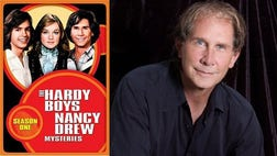 """Parker Stevenson was first a Hardy Boy and teen heartthrob, before saving damsels in distress on TV as a """"Baywatch"""" lifeguard."""