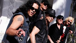 You can't stop the Scorpions.