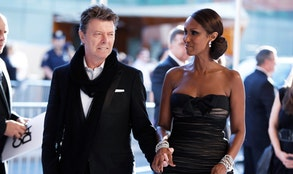 David Bowie's widow, Iman, has shared a comforting message to her husband's fans.It has been almost one month since Iman said goodbye to her beloved husband, and she's sharing her own words for the first time since his death.