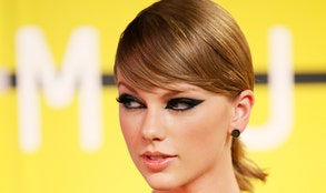 """Hell hath no fury like Taylor Swift's squad scorned.Kanye West streamed his new album, """"The Life of Pablo,"""" during the Yeezy Season  presentation at Madison Square Garden on Thursday. But instead of keeping the focus on the rapper's eclectic designs, the audience seemed more interested in the lyrics of the track """"Famous,"""" in which West, , rapped about bedding Swift, , and making her a star."""