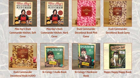 Happy, Happy, Happy': Perfect holiday gifts for 'Duck Dynasty