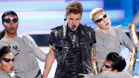 Justin Bieber is the hottest minor under , according to Billboard.com's annual  Under  list.