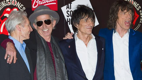 The Rolling Stones aren't done yet.