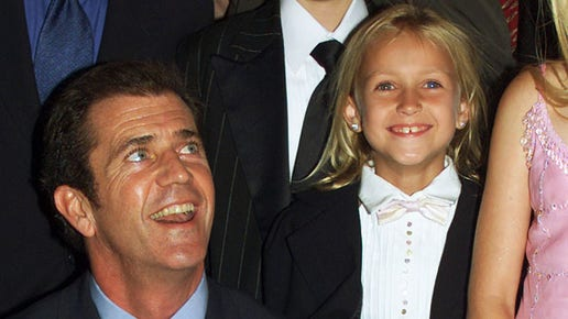 "Actress Skye McCole Bartusiak, who portrayedMel Gibson's young daughter in the  film ""The Patriot,"" died in her Houston home, her mother said Sunday. She was ."