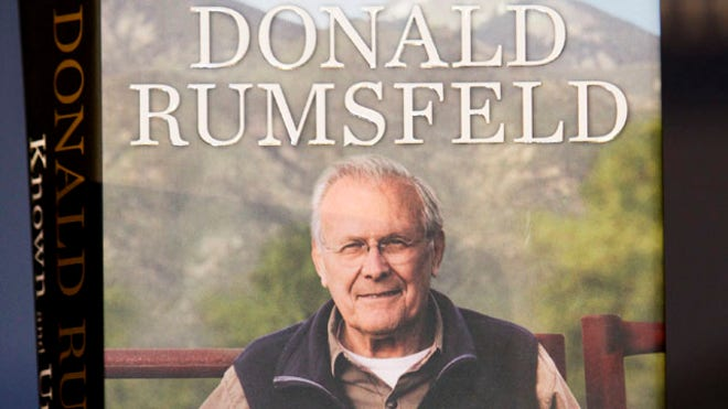 Donald Rumsfeld Book