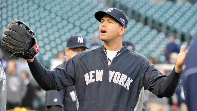 alex rodriguez yankees uinform 660 reuters.JPG