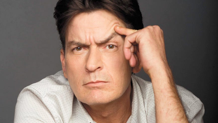 Actor Charlie Sheen has waded Charlie Sheen