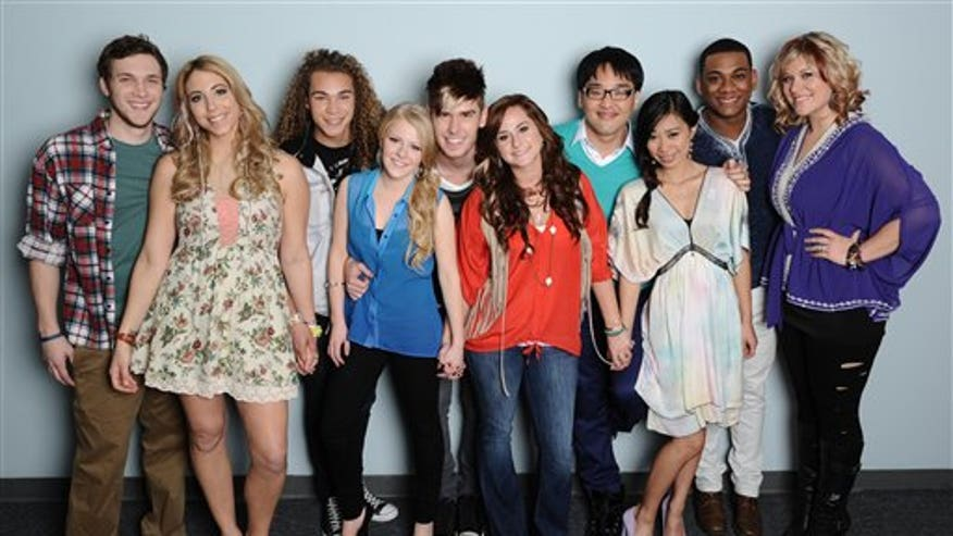Idol Season 11 Top 9