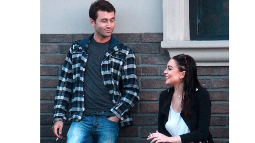 Lindsay Lohan and James Deen X17.JPG