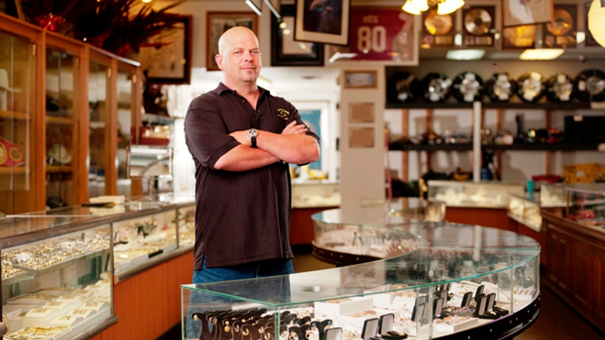 Rick Harrison talks tattoo gal Olivia Black's 'firing,' lawsuits and
