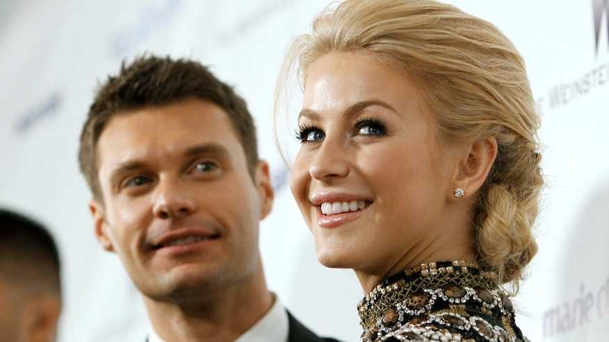 Ryan Seacrest and Julianne Hough Reuters 660.JPG