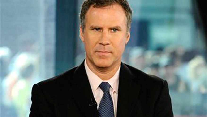 Will Ferrell Reuters AP Shot