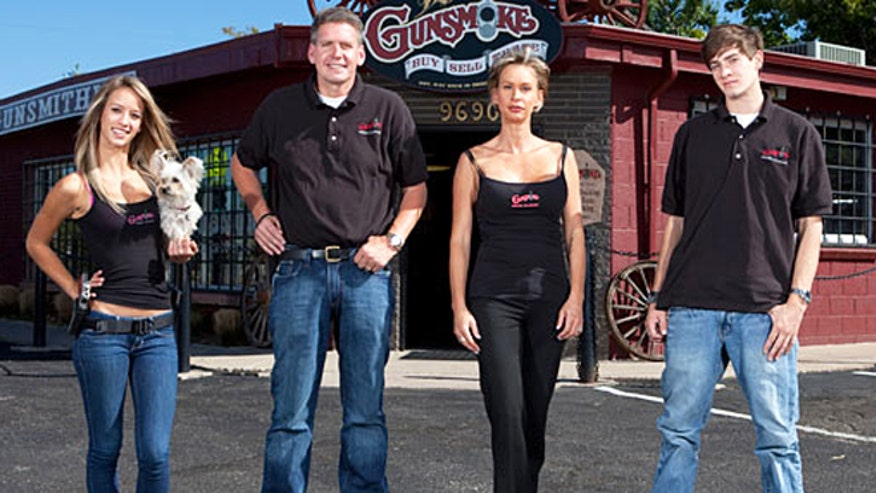 Rich Wyatt, Renee Wyatt, Paige Wyatt