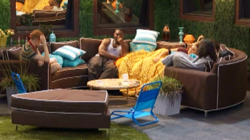 """Members of the """"Big Brother"""" cast are shown. (BIG BROTHER/ CBS)"""
