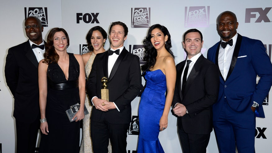 brooklyn nine nine cast golden globes reuters.jpg