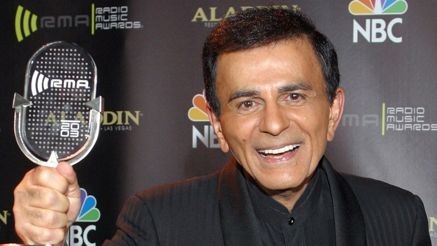Casey Kasem to be buried in Norway, wife cites heritage