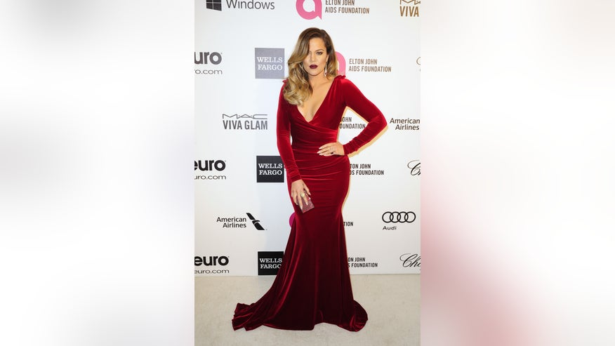 khloe kardashian red dress reuters.jpg