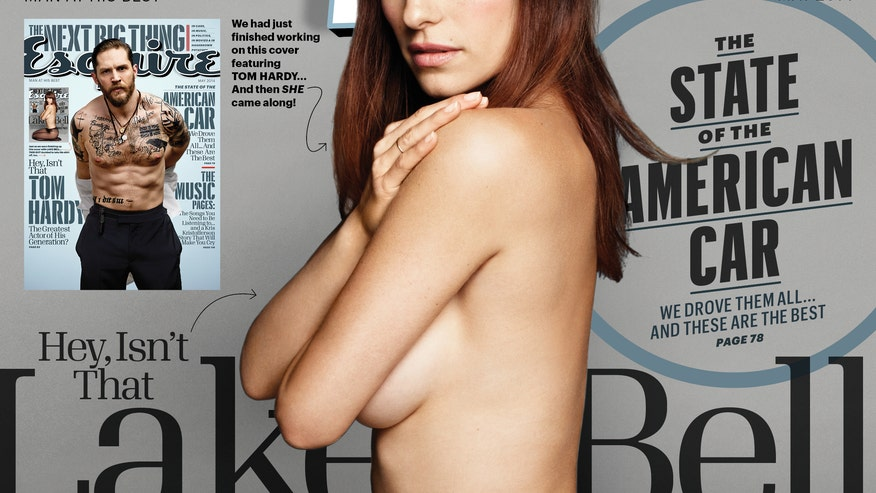 Lake Bell: From indie star to undie star on Esquire