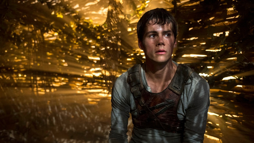 'Maze Runner' tops the box office this weekend