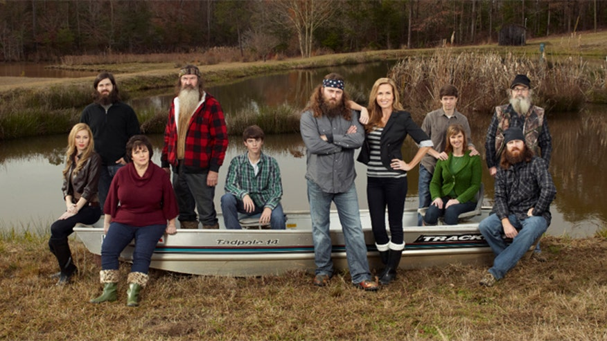 robertson family 660 duck dynasty a and e.jpg