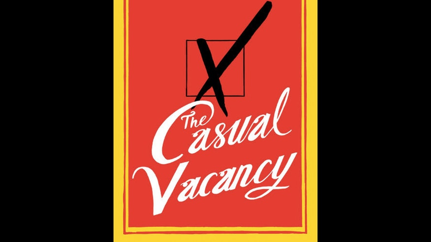 rowling casual vacancy book cover 660 AP.JPG