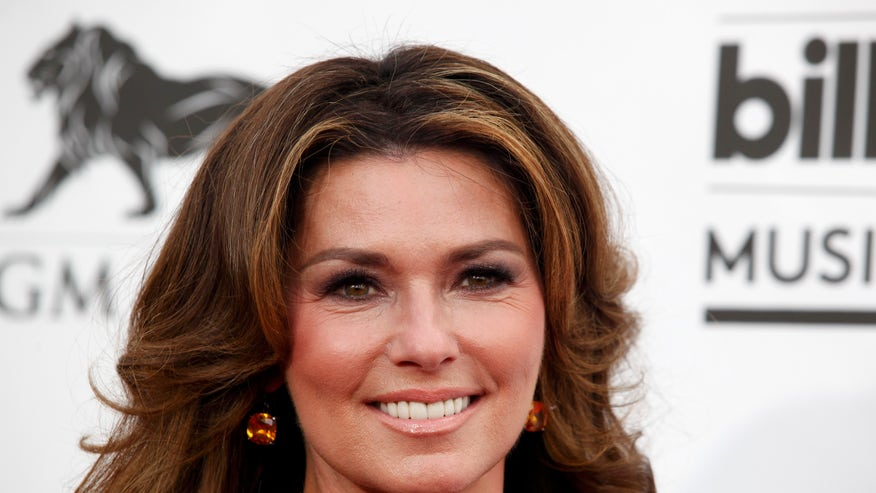 Shania on ex-hubby's affair: Shania Twain Wife Swap