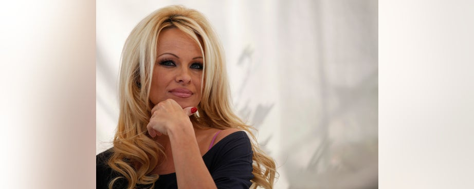 "One celeb you won't see being dunked with an ice bucket for the viral ALS challenge is Pamela Anderson. According to Us weekly the ""Baywatch"" star took to social media to criticize the charity campaign that has raised millions for Lou Gehrig's disease research."
