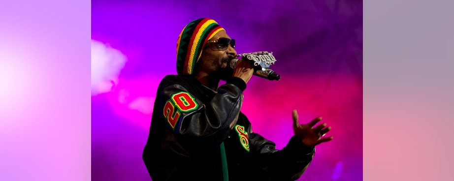 Snoop Dogg: smoked weed at the White House.