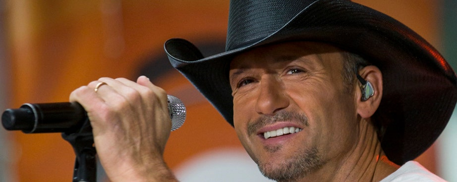Just days after a video of Tim McGraw appearing to slap a female fan in the face at a concert went viral, the superstar is speaking out about the incident.